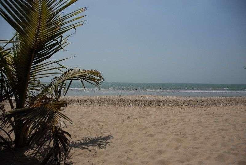 que ver en gambia playa sanyang